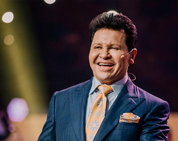 CAP 2019: Experience the limitless God with Apostle Guillermo Maldonado